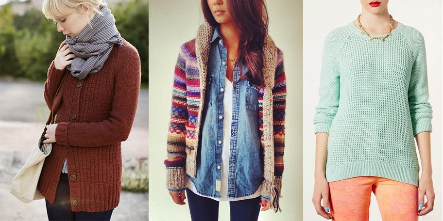 Кофты, кардиганы, свитеры