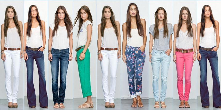 Какие джинсы будут в моде этой осенью?